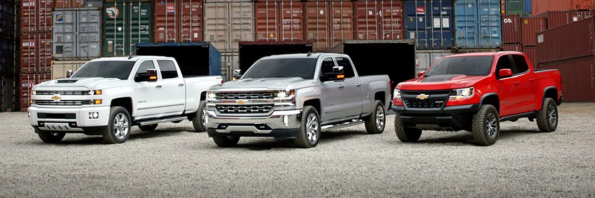 Off-Road Trucks and SUVs