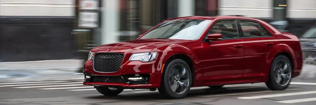 New Chrysler 300