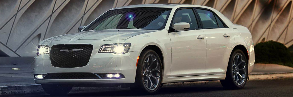 New Dodge and Chrysler Cars and Vans